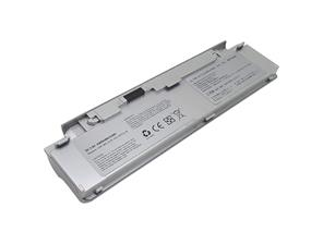 iCAN Compatible Sony Vaio VGN Series Laptop Battery 4-Cell Li-Polymer (Samsung Cell) 4200mAh-Silver
