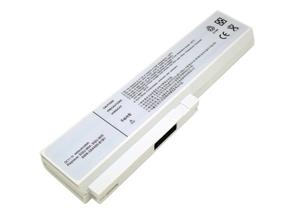 iCAN Compatible LG R410 Series Laptop Battery 6-Cell Li-ion(Samsung Cell) 4400mAh-White