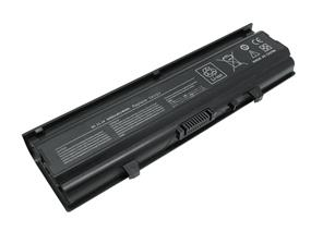 iCAN Compatible Dell Inspiron Series Laptop Battery 6-Cell Li-ion(Samsung Cell) 4400mAh-Black
