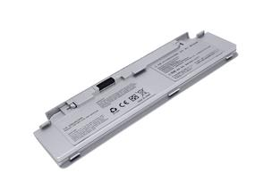 iCAN Compatible Sony Vaio VGN Series Laptop Battery 2-Cell Li-polymer(Samsung Cell) 2100mAh-Silver