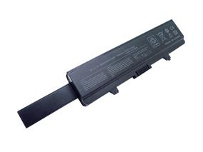 iCAN Compatible Dell Inspiron Series Laptop Battery 9-Cell Li-ion(Samsung Cell) 6600mAh-Black