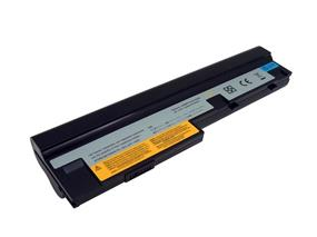 iCAN Compatible Lenovo IdeaPad S10-3 Series Laptop Battery 6-Cell Li-ion(Samsung Cell) 4400mAh-Black