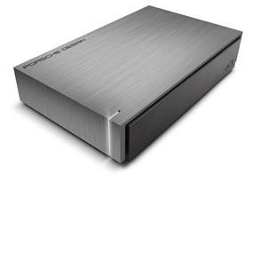 """LaCie Porsche Design P'9230 4TB USB 3.0 3.5"""" External Hard Drive (LAC9000384)"""