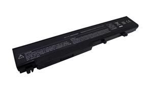 iCAN Compatible Dell Vostro Series Laptop Battery 8-Cell Li-ion(Samsung Cell) 4400mAh-Black