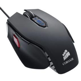 Corsair Vengeance M65 Performance FPS 8200dpi Laser Gaming Mouse - Gunmetal Black (CH-9000113-NA)