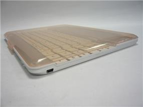 iCAN Bluetooth keyboard for iPad 2/3/4 with cover