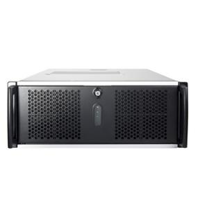 Chenbro RM41300-F1 4U High Performance Industrial Server Chassis, No PSU No Backplane 2 x USB 1 x Front Door