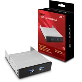 Vantec UGT-IH203 2-Port USB 3.0 Front Panel