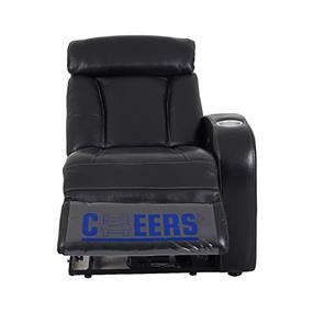 Cheersofa U8867 AR1-1E Raf 3000 Power recliner Black