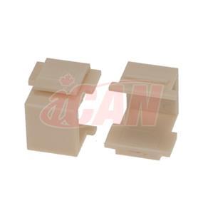 iCAN Face Plate Blank Insert - White (FP BLNK INS-WHI)