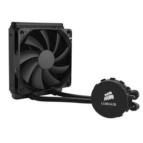 Corsair Hydro Series H90 140mm High Performance Liquid CPU Cooler -- for Intel LGA 1150, 1155, 1156, 1366, and 2011 &  FM1, FM2, AM2, and AM3 (CW-9060013-WW)