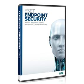 ESET Endpoint Security, 1 License, 1 Year Standard, Tier D (50 - 99 Users)