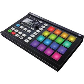 Native Instruments MASCHINE MIKRO MK2 - Groove Production Tool (Black)
