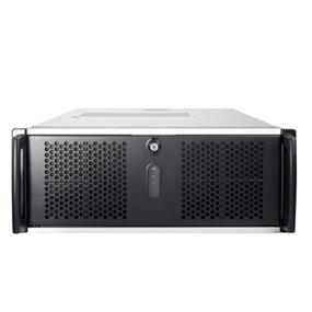 Chenbro RM41300-F1-600 4U High Performance Industrial Server Chassis, No PSU No Backplane 2 x USB 1 x Front Door with 600W PSU