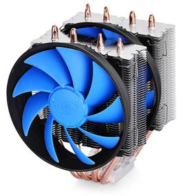 Deepcool FROSTWIN v2.0 PWM Twin-tower CPU Cooler for Intel 2011/1366/1156/1155/1150/775 and AMD FM1/AM3+/AM3/AM2+/AM2