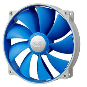 Deepcool DC Fan UF 140 Patented De-vibration fan The rubber fan frame PWM Long life-time two-ball bearing 700±200~1200±10%RPM