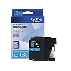 Brother LC103CS Cyan Ink Cartridge