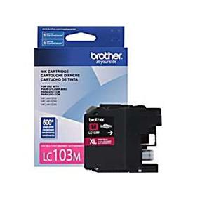 Brother LC103MS Magenta Ink Cartridge