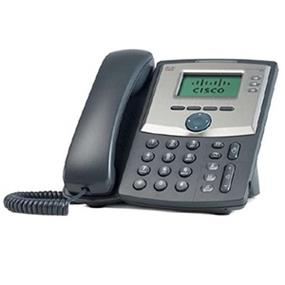 Cisco SPA 303 IP Phone - Cable - Wall Mountable 3 x Total Line - VoIP - Caller ID - 2 x Network (RJ-45)
