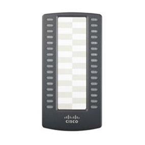 Cisco SPA500S 32-Button Attendant Console - SPA500 Series IP Phone compatible - 32