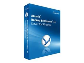 Acronis Backup and Recovery Server for Windows - ( v. 11.5 ) - license + 1 Year Advantage Premier - 1 server - volume - 1-9 licenses - Win - English - delivered via electronic distribution - with Universal Restore