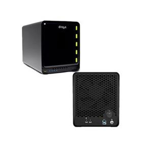 Drobo 5D (DRDR5A21) Serial ATA/600 Controller  5 Bay Raid Enclosure with USB 3.0 & Thunderbolt