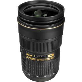Nikon AF-S NIKKOR 24-70mm f/2.8G ED Lens ~