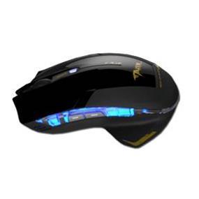 E-Blue Mazer Type-R 2400dpi High Precision Gaming Mouse -Black (EMS124BK)