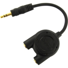 "BAFO 3.5mm Audio Splitter Premium Cable - 6"" (3H-080202-S01)"
