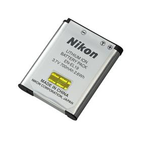 Nikon EN-EL19 Rechargeable Li-ion Battery