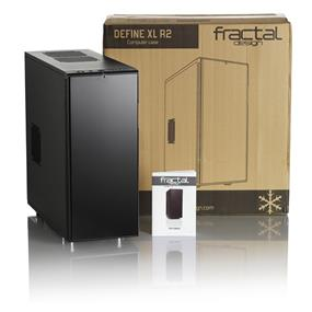 Fractal Design Define XL R2 Black Pearl USB3.0 Full ATX Case (FD-CA-DEF-XL-R2-BL)