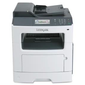 Lexmark MX410DE Monochrome Multifunction Laser Printer