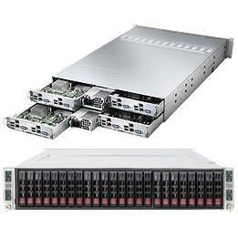 Supermicro SuperServer 2015TA-HTRF 2U Rack Server - 1 x Intel Atom D525 1.80 GHz - 1 Processor Support - 4 GB Maximum RAM - Serial ATA/300 RAID Supported Controller - Gigabit Ethernet, Fast Ethernet