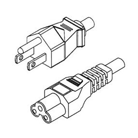 BlueDiamond NA Thinkpad Adapter Powercord 6ft (5398)