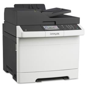 Lexmark CX410E Color Multifunction Laser Printer