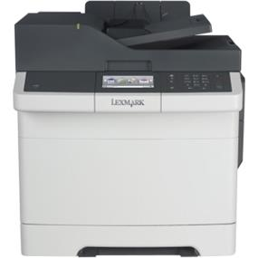 Lexmark CX410DE Color Multifunction Laser Printer w/Automatic Duplex Print