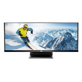 """AOC Q2963PM 29"""" Widescreen IPS LED Monitor"""