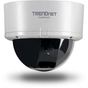 TRENDnet TV-IP252P PoE Dome Internet Camera