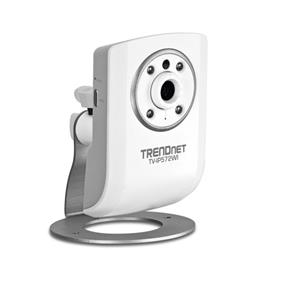 TRENDnet TV-IP572WI Megapixel Wireless Day / Night Internet Camera