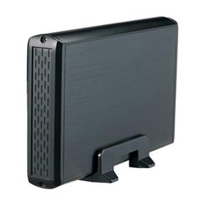 "iCAN 3.5"" HDD Enclosure SATA to USB 3.0 (Thin, metal housing and Hairline surface treatment) GD35621"