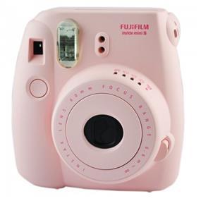 Fujifilm instax mini 8 - Instant Film Camera w/Film (Pink)