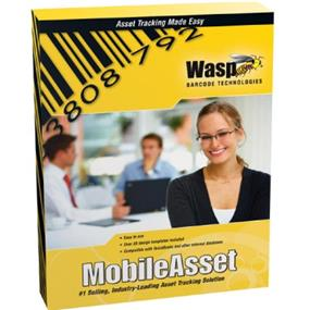 Wasp MobileAsset Professional - 5 PC License, 1 Mobile License