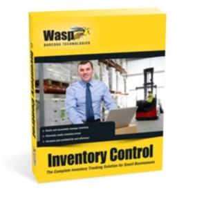 Wasp Inventory Control Standard - 1 PC License, 1 Mobile License
