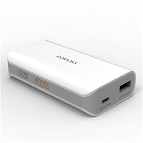 Romoss Sailing 2- 5200mAh External Battery(PH20-301-A)-Samsung Cell