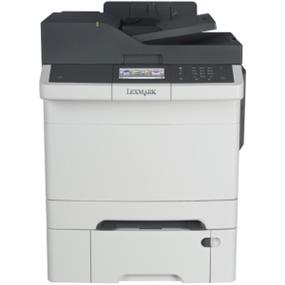 Lexmark CX410DTE Color Multifunction Laser Printer
