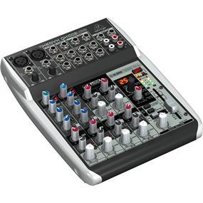 Behringer Xenyx QX1002USB - Premium 10-Input 2-Bus Mixer