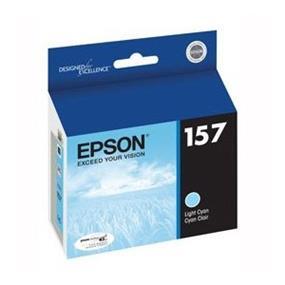Epson 157 Light Cyan Ink Cartridge