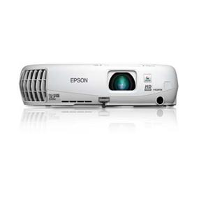 Epson PowerLite Home Cinema 750HD 3D Ready 3LCD Projector