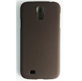 iCAN Samsung Galaxy S4 Coffee Frosted Luxury Case