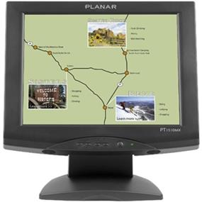 "Planar 997-3198-00 PT1510MX 15"" LCD Touchscreen Monitor"